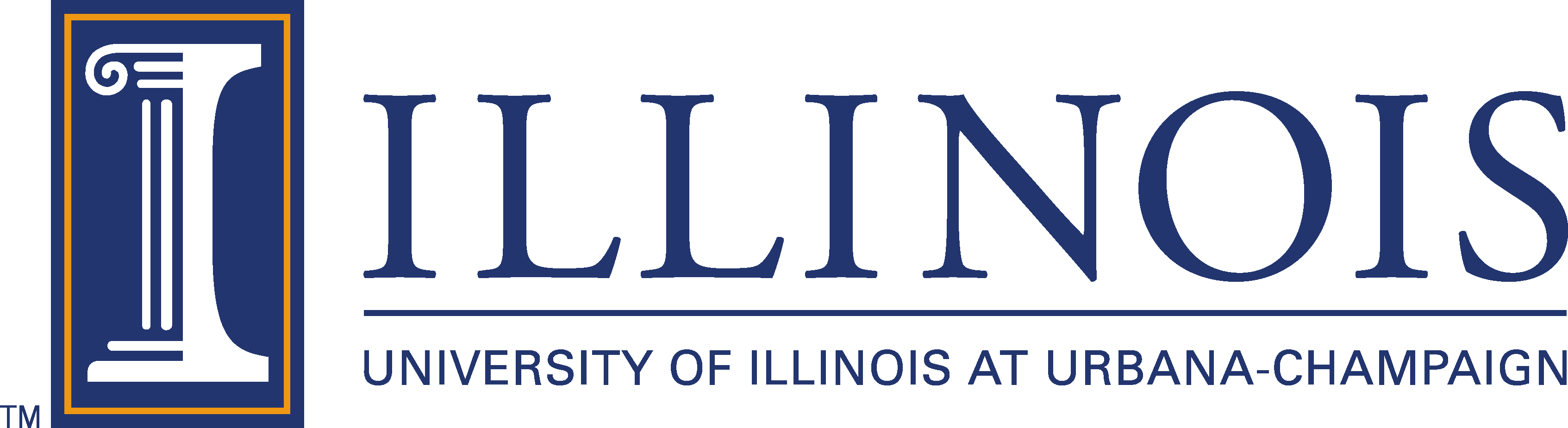 Image result for University of Illinois at Urbana logo